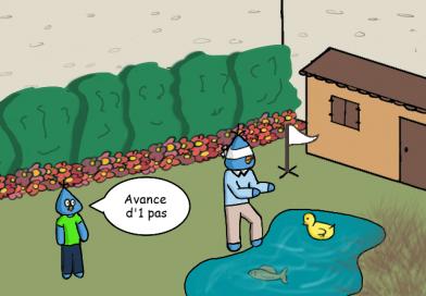 Apprendre à coder dans le jardin – Niveau 1