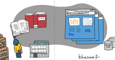 Site Web versus Livre